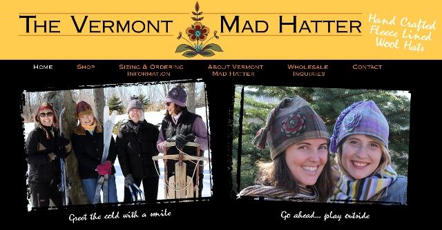 Vermont mad hatter belmont vt for Craft show sheraton burlington vt